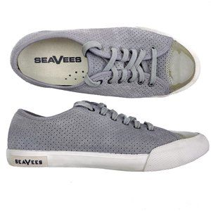 SeaVees Sneakers 08/61 Suede Army Issue Low Grey